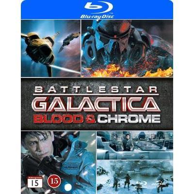 Battlestar Galactica: Blood and chrome (Blu-Ray 2015)