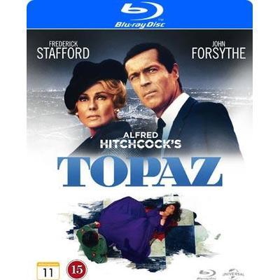 Hitchcock: Topaz (Blu-Ray 2014)