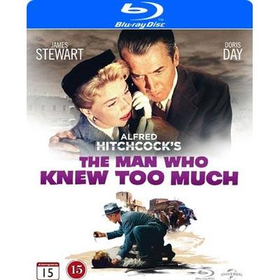 Hitchcock: The Man who knew too much (Blu-Ray 2014)