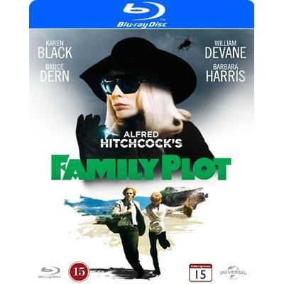 Hitchcock: Arvet (Blu-Ray 2013)