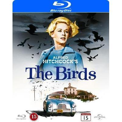 Hitchcock: Fåglarna (Blu-Ray 2013)