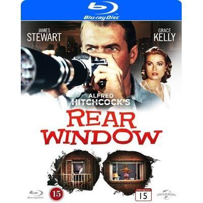 Hitchcock: Fönstret åt gården (Blu-Ray 1954)