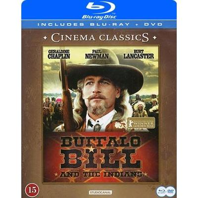 Buffalo Bill och indianerna (Blu-Ray 2012)