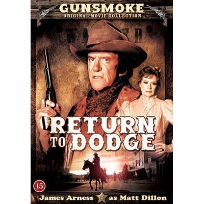 Gunsmoke: Return to Dodge (DVD 2014)