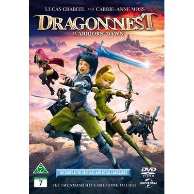 Dragon Nest: Warriors dawn (DVD 2014)