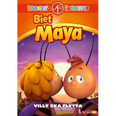 Biet Maya: Villy ska flytta (DVD 2015)