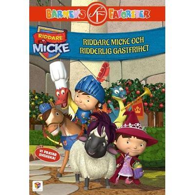 Riddare Micke: Ridderlig gästfrihet (DVD 2011)