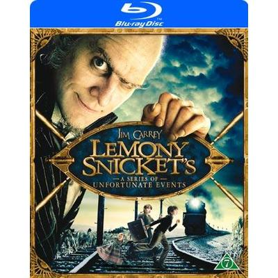 Lemony Snickets - A series of unfortunate events (Blu-Ray 2012)