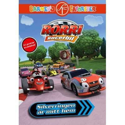Rorri Racerbil: Silverringen är mitt hem (DVD 2014)