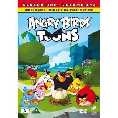 Angry Birds Toons: Säsong 1 vol 1 (DVD 2013)