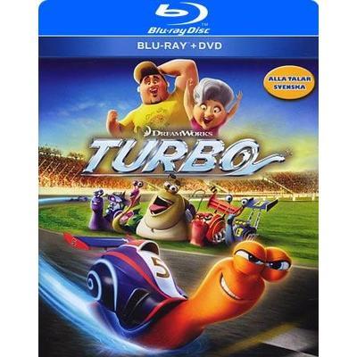 Turbo (Blu-Ray 2013)