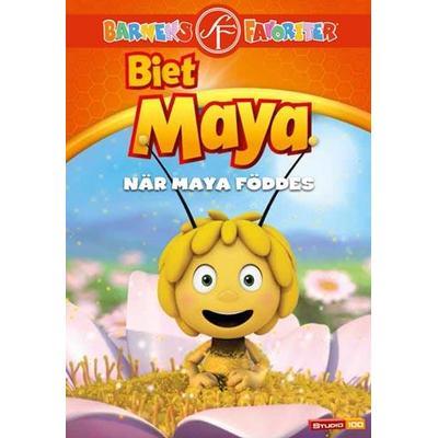 Biet Maya: När Maya föddes (DVD 2012)