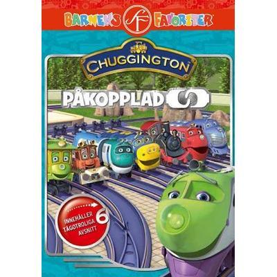 Chuggington: Påkopplad (DVD 2014)