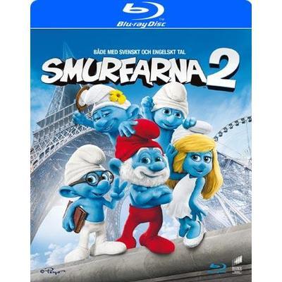 Smurfarna 2 (Blu-Ray 2013)