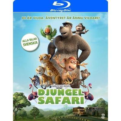 Djungelsafari (Blu-Ray 2014)