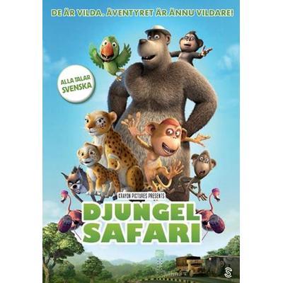 Djungelsafari (DVD 2014)