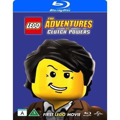 Lego: Clutch Powers äventyr (Blu-Ray 2015)