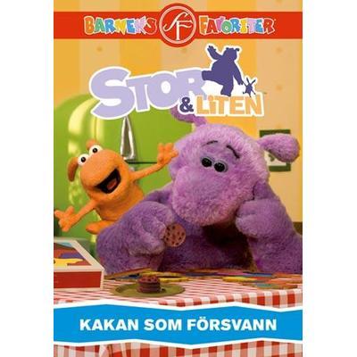 Stor & Liten: Kakan som försvann (DVD 2015)