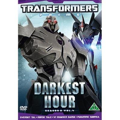 Transformers Prime: Darkest hour S.2 vol 4 (DVD 2012)