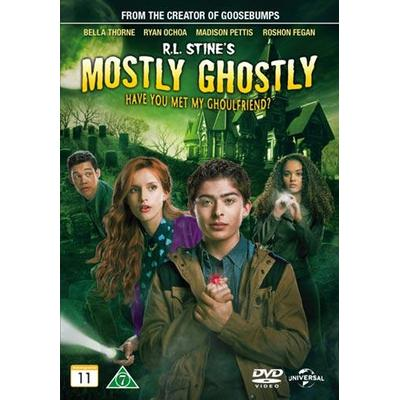 RL Stines Mostly Ghostly: Have you met your... (DVD 2014)