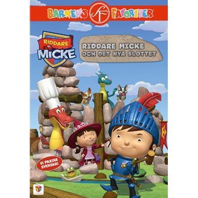 Riddare Micke: Micke och det nya slottet (DVD 2011)