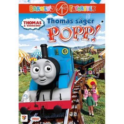 Thomas och vännerna: Thomas säger popp (DVD 2012)