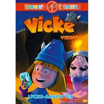 Vicke Viking: Lycko-amuletten (DVD 2013)