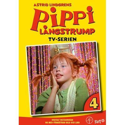 Pippi Långstrump del 4 (DVD 2014)