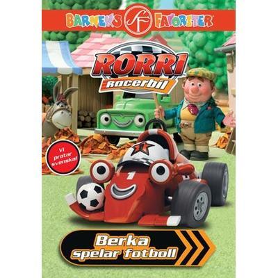 Rorri Racerbil: Berka spelar fotboll (DVD 2013)