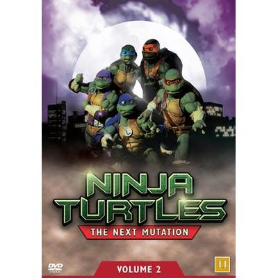Teenage Mutant Ninja Turtles vol 2 (DVD 2014)