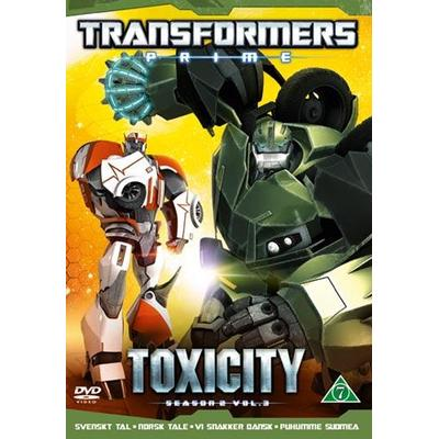 Transformers Prime: Toxicity S.2 vol (DVD 2014)
