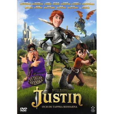 Justin och de tappra riddarna (DVD 2013)