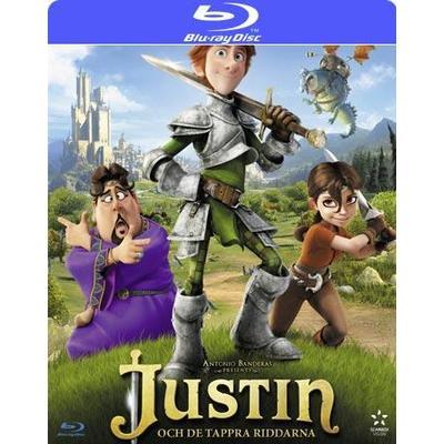 Justin och de tappra riddarna (Blu-Ray 2013)