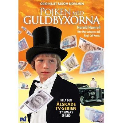 Pojken med guldbyxorna (DVD 1975)
