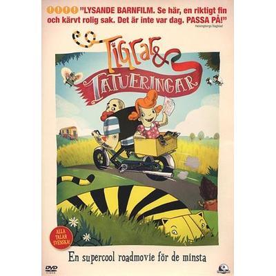 Tigrar och tatueringar (DVD 2013)