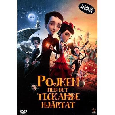 Pojken med det tickande hjärtat (DVD 2013)