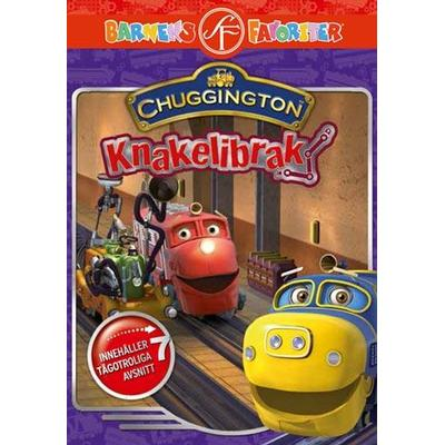 Chuggington: Knakelibrak (DVD 2014)