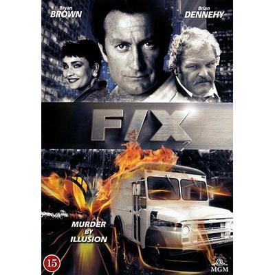 F/X Dödlig effekt (DVD 2012)