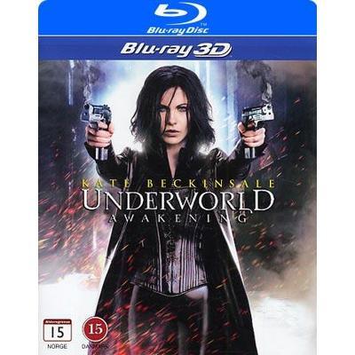 Underworld 4: Awakening (3D Blu-Ray 2012)