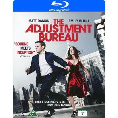 The adjustment bureau (Blu-Ray 2011)