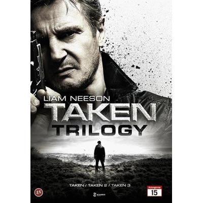 Taken: Trilogy (DVD 2008-2014)