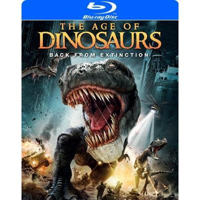 The age of dinosaurs (Blu-Ray 2013)