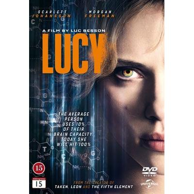 Lucy (DVD 2014)