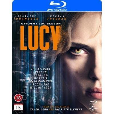 Lucy (Blu-Ray 2014)