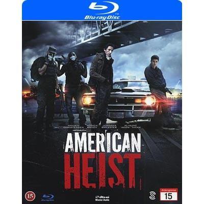 American heist (Blu-Ray 2014)