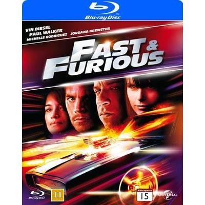 Fast & Furious 4 - Nyutgivning 2013 (Blu-Ray 2013)
