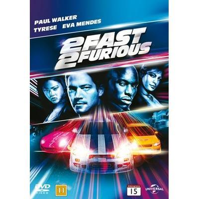 2 fast 2 furious - Nyutgivning 2013 (DVD 2013)
