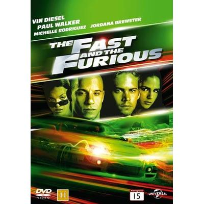 Fast & the Furious - Nyutgivning 2013 (DVD 2013)