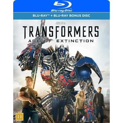 Transformers 4: Age of extinction (Blu-Ray 2014)