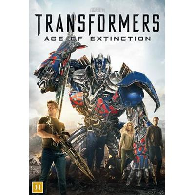 Transformers 4: Age of extinction (DVD 2014)